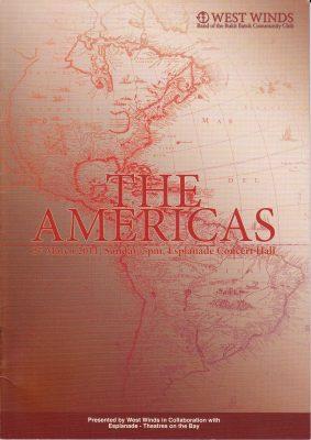 2011_The Americas